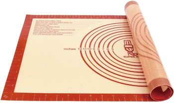 Folksy Large Silicone Pastry Baking Mat