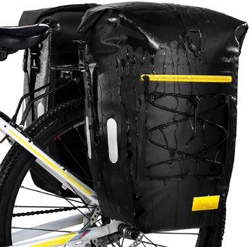 Gonex Upgrade Bicycle Waterproof Panniers