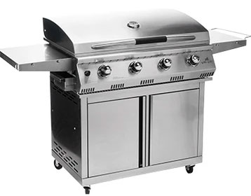 Grilla Grills Primate Gas Grill & Griddle