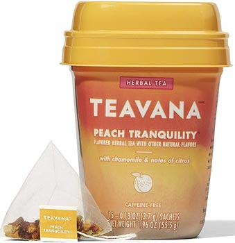 Herbal Tea with Chamomile and Notes of Citrus