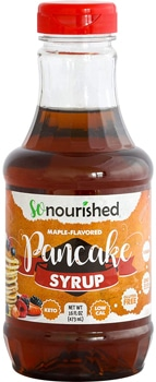 So Nourished Keto Maple Syrup