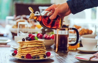 Syrup For Pancakes