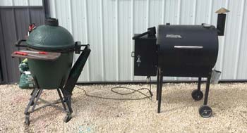 Which One Is More Popular Between Traeger Grill & Big Green Egg