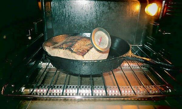 best oven safe skillet