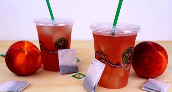 best peach tea bags