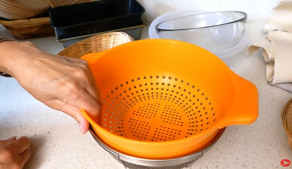 bread proofing basket substitute